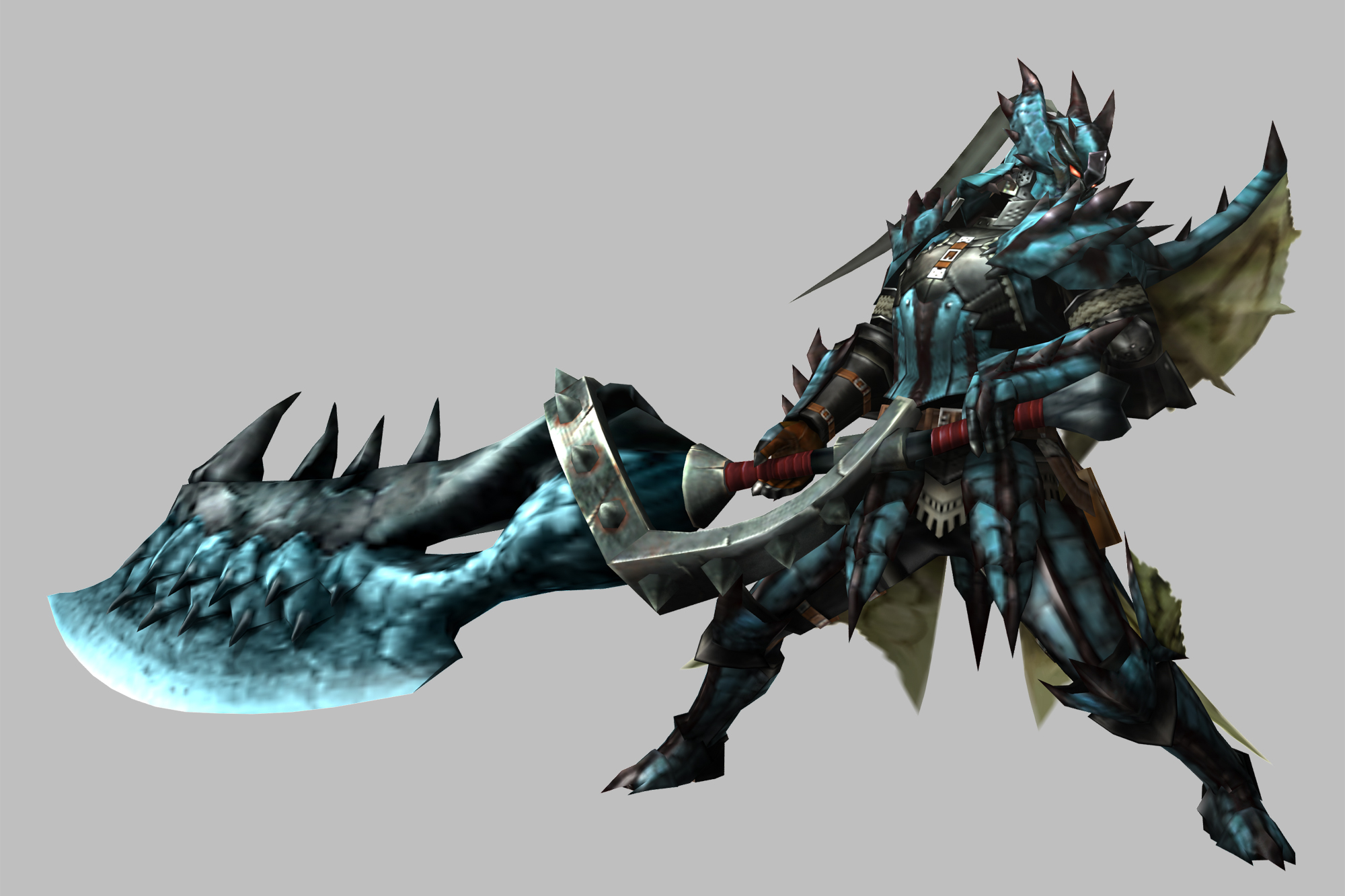 Full resolution      2 000   215  1 333 pixels  file size  672 KB  MIME    Greatsword Monster Hunter