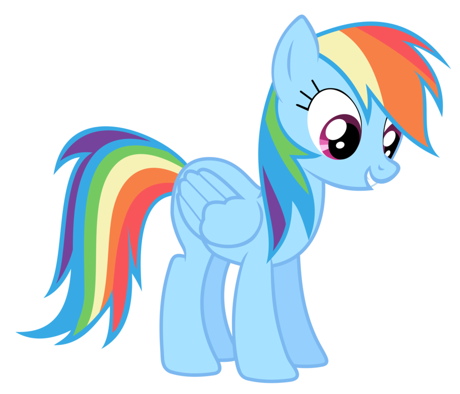 Rainbow Dash Mlb Wiki