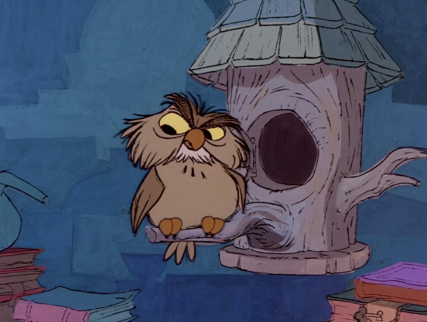 Image - Sword-in-stone-disneyscreencaps.com-1233.jpg ... Labyrinth Owl Tattoo