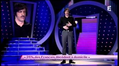 25% des Français décèdent à domicile