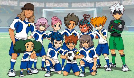 Inazuma Japan (GO) - Inazuma Eleven Italia Wiki