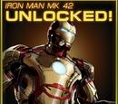 Iron Man Mk 42 Armor