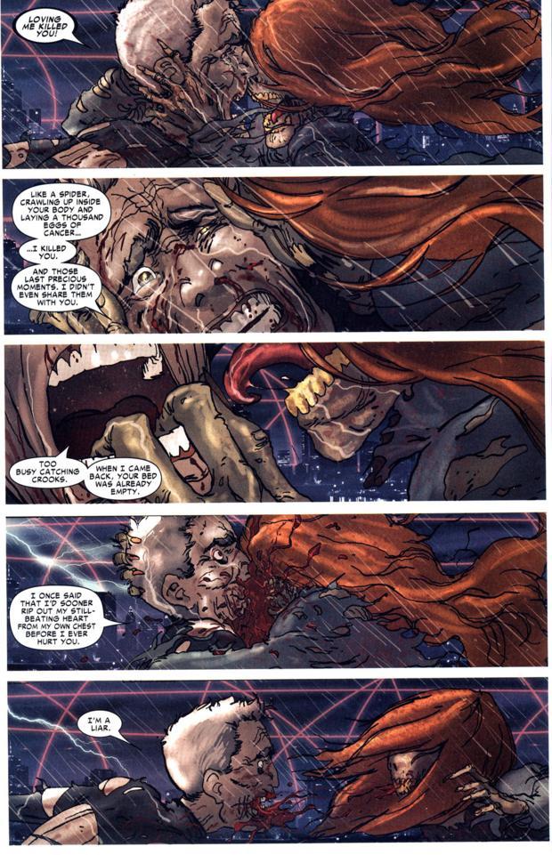 Spider-Man: Reign (Volume 1) - Spider-Man Wiki - Peter ...