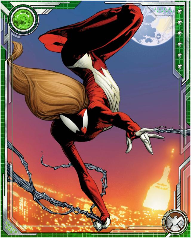 Spider-Woman Marvel Hero Girls