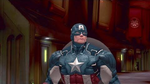 Avengers Initiative -- Captain America Trailer