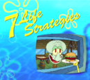 Bikini Bottom's 7 Life Strategies
