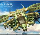 AVATAR -Scorpion Gunship-