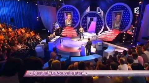 """C'est lui """"La Nouvelle star"""""""