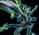 Darkus Titanium Dragonoid