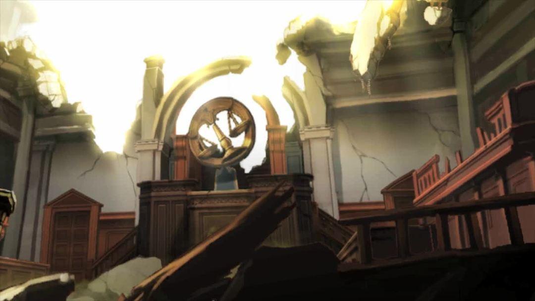 Phoenix Wright Ace Attorney - Dual Destinies E3 Announcement