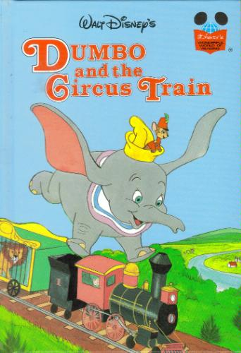Dumbo And The Circus Train Disney Wiki