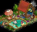 Summer Pool House