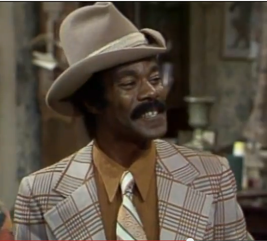 Nathaniel Taylor From Sanford And Son