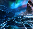 Frozen Seaway