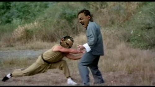 Image - Fegelein nutcracks Hitler.jpg - Hitler Parody Wiki ...