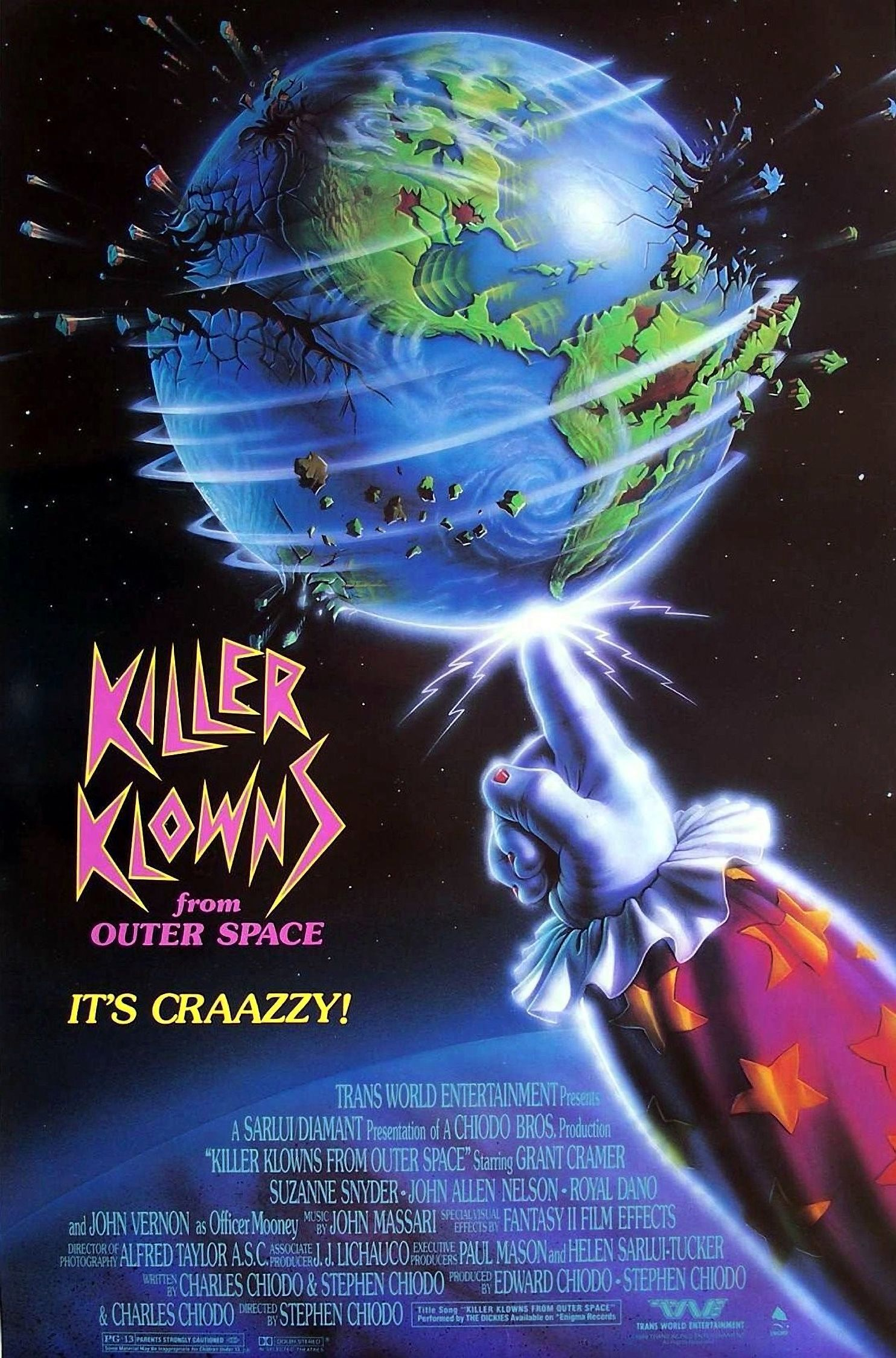 Killer klowns wiki for Who owns outer space
