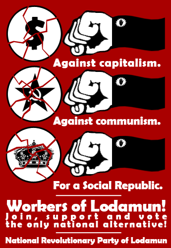 national revolutionary party of lodamun particracy wiki