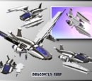 Dragonfly ship