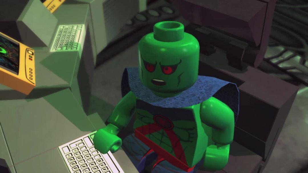 Lego batman 2 DC Super Heroes - Wii U Trailer