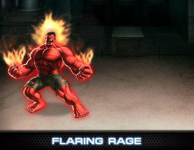 Image - Red Hulk Passive Ability.jpg - Marvel: Avengers ...