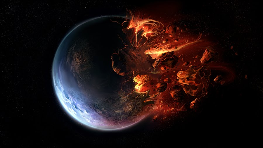 planet destruction