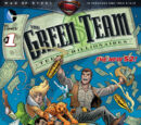 Green Team: Teen Trillionaires Vol 1 1