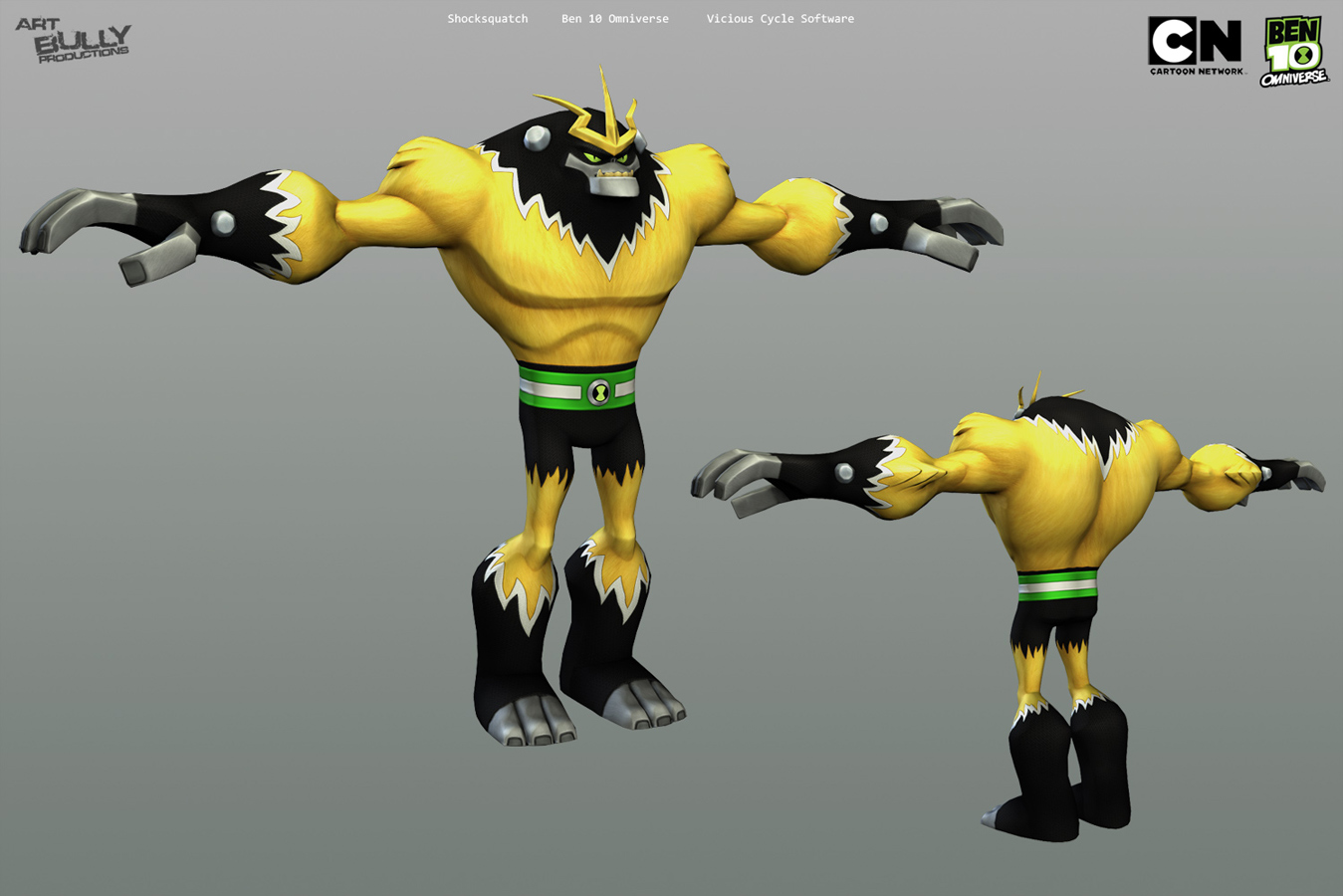 Displaying 20 gt images for ben 10 omniverse shocksquatch