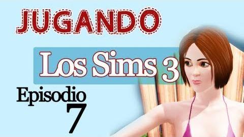 Jugando Los Sims 3 Un roto para la descosida (Narrado) Ep. 1.7