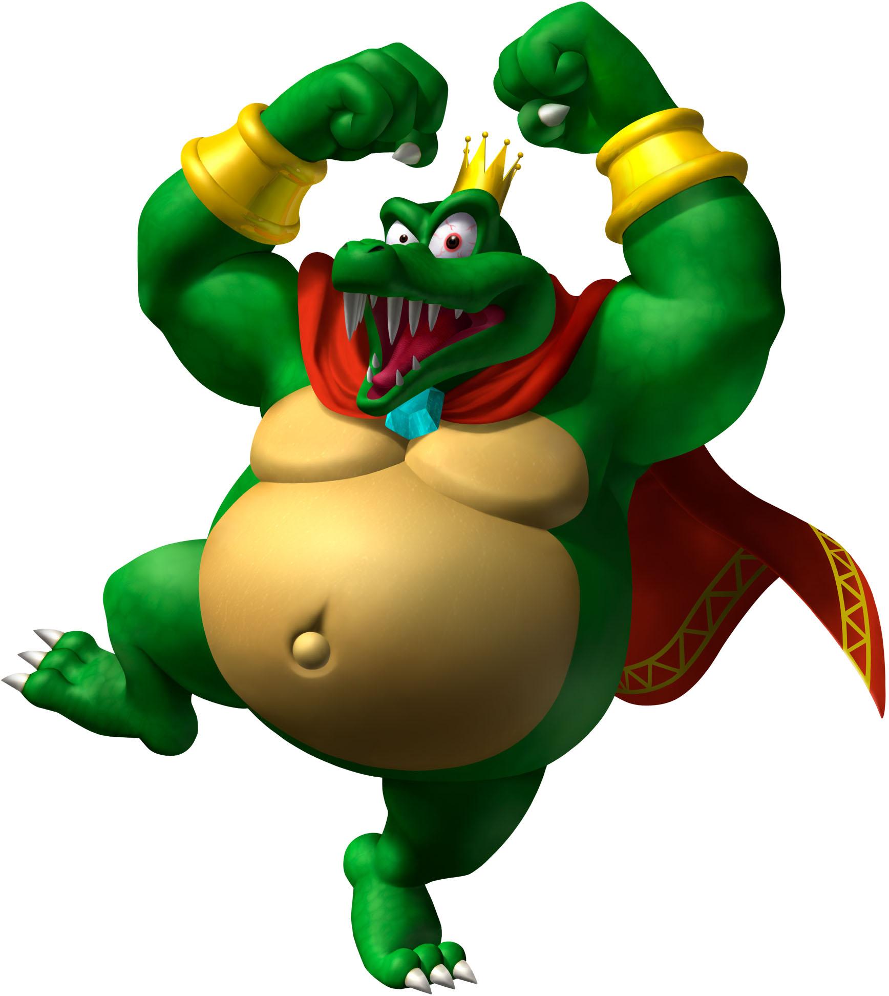 King K. Rool - Donkey Kong Wiki