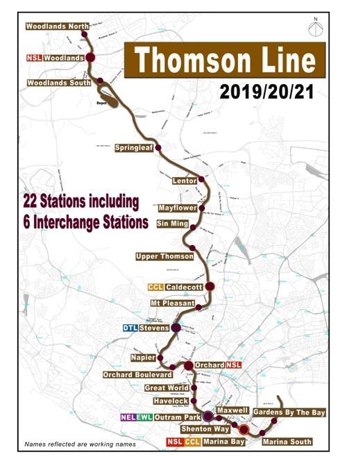 Thomson-East Coast Line MRT Stations - SMRT Stations Wiki - Wikia