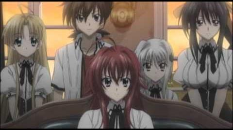 High School DxD New ハイスクールD×D New - Promotional video (PV)
