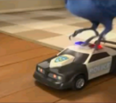 Blu's Toy Car