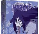 Naruto Uncut DVD Box Set 15