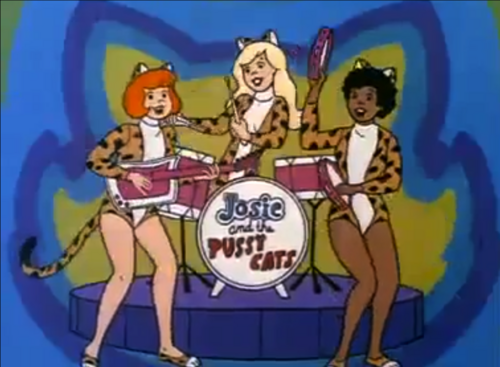 Josie And The Pussycats The Cartoon Network Wiki Wikia