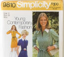 Simplicity 9810