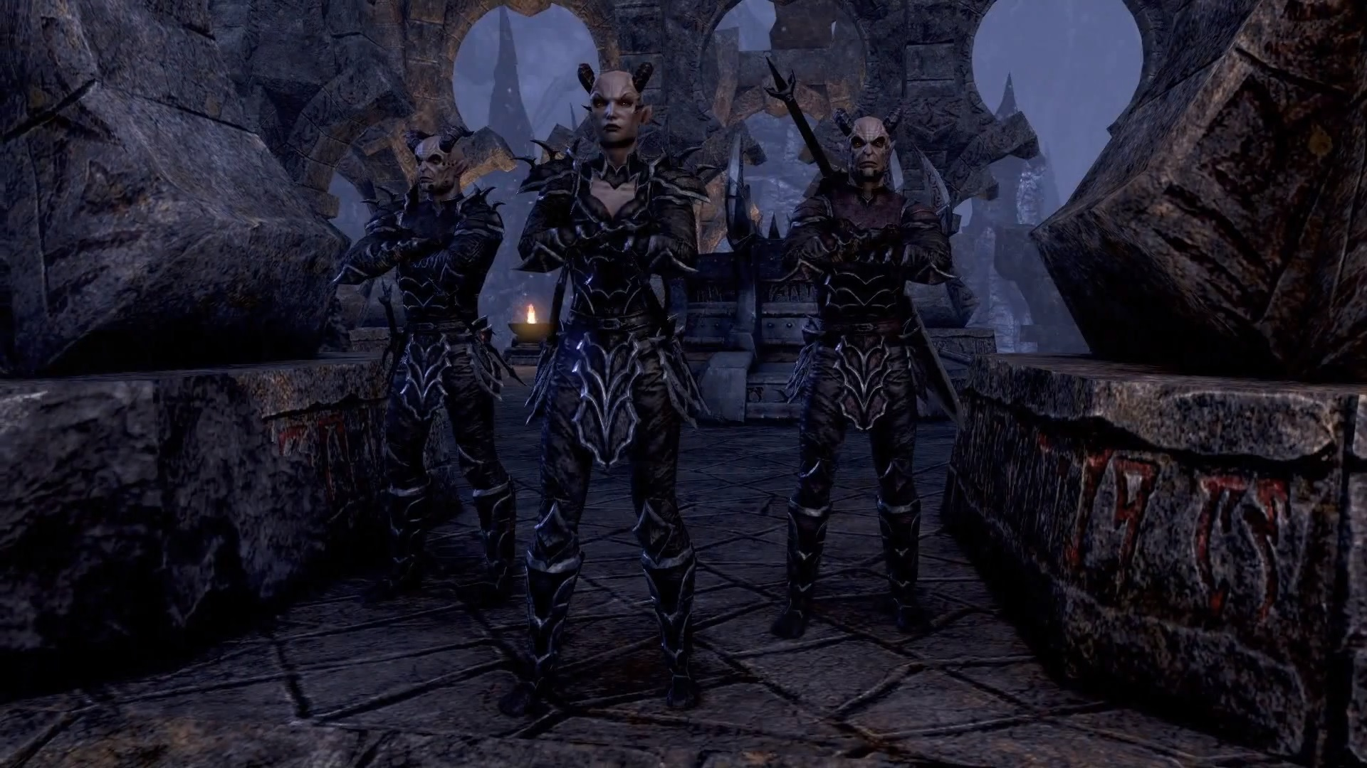 Daedric Armor Dremora (Online) - The...