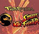 Mortal Kombat vs. Street Fighter: How it should happen