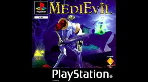 Medievil Soundtrack - Crypt & Graveyard