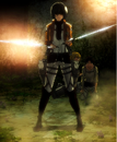 Mikasa threatens the soldiers.png