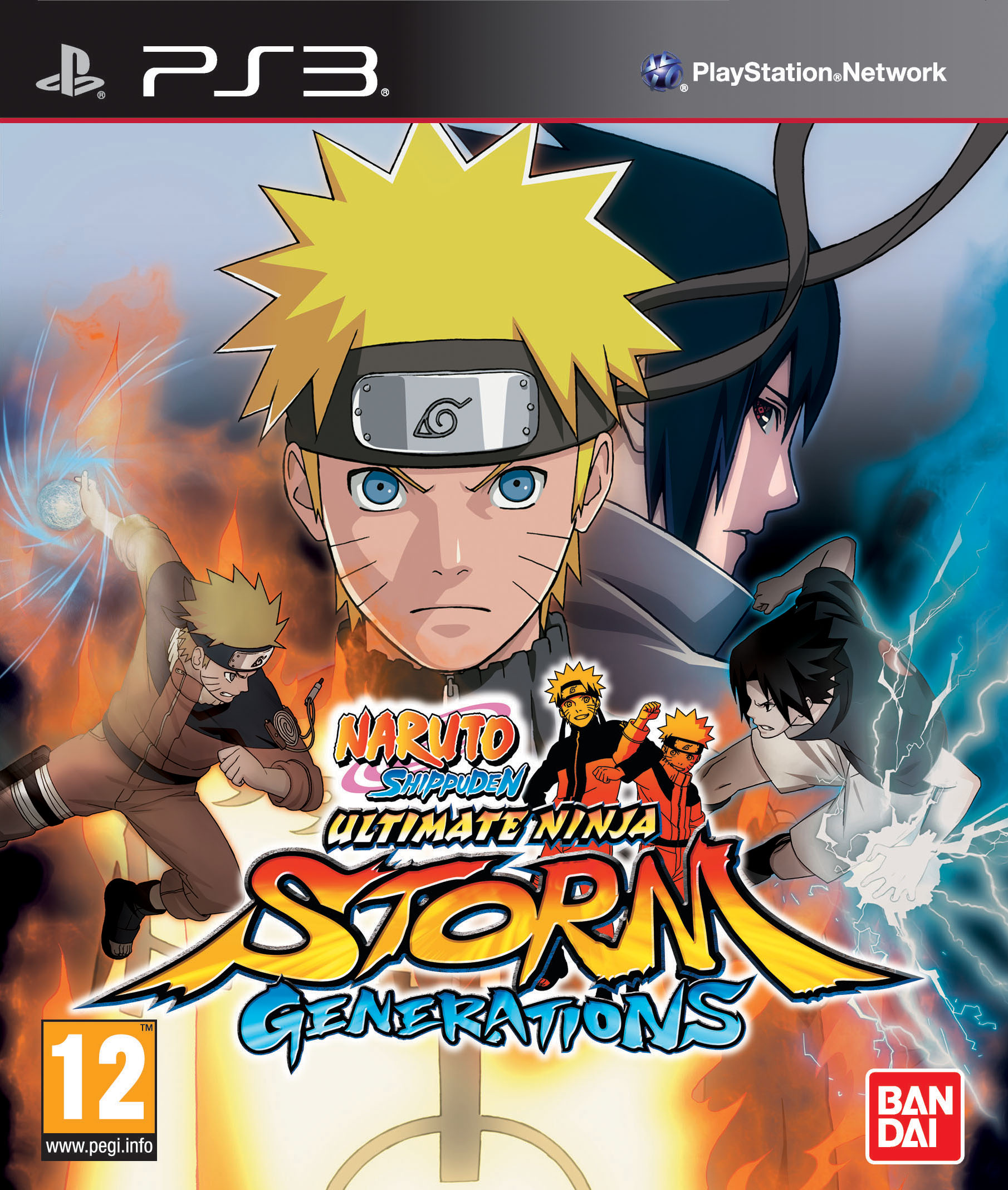 Anime In The Heart Blog Anime Information Naruto Video Games 031 Naruto Shippuden Ultimate Ninja Storm Generations Full Info