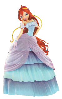 Image bloom 3d dress png winx club image wiki wikia