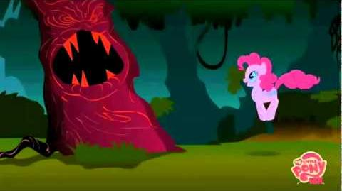 Pinkie pie - Riete del miedo (letra en descripcion)my little pony la magia de la amistad