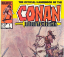 Handbook of the Conan Universe Vol 1 1