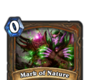 Mark of Nature (taunt)