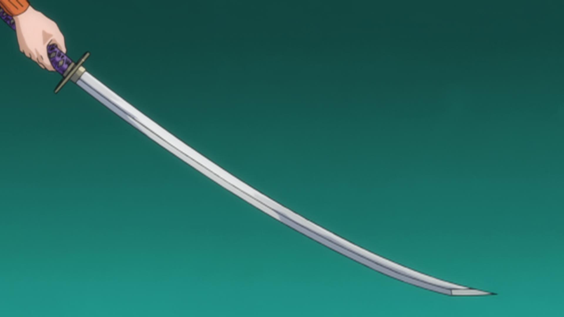 Asauchi Blade Ep216Zanpakut%C5%8D1