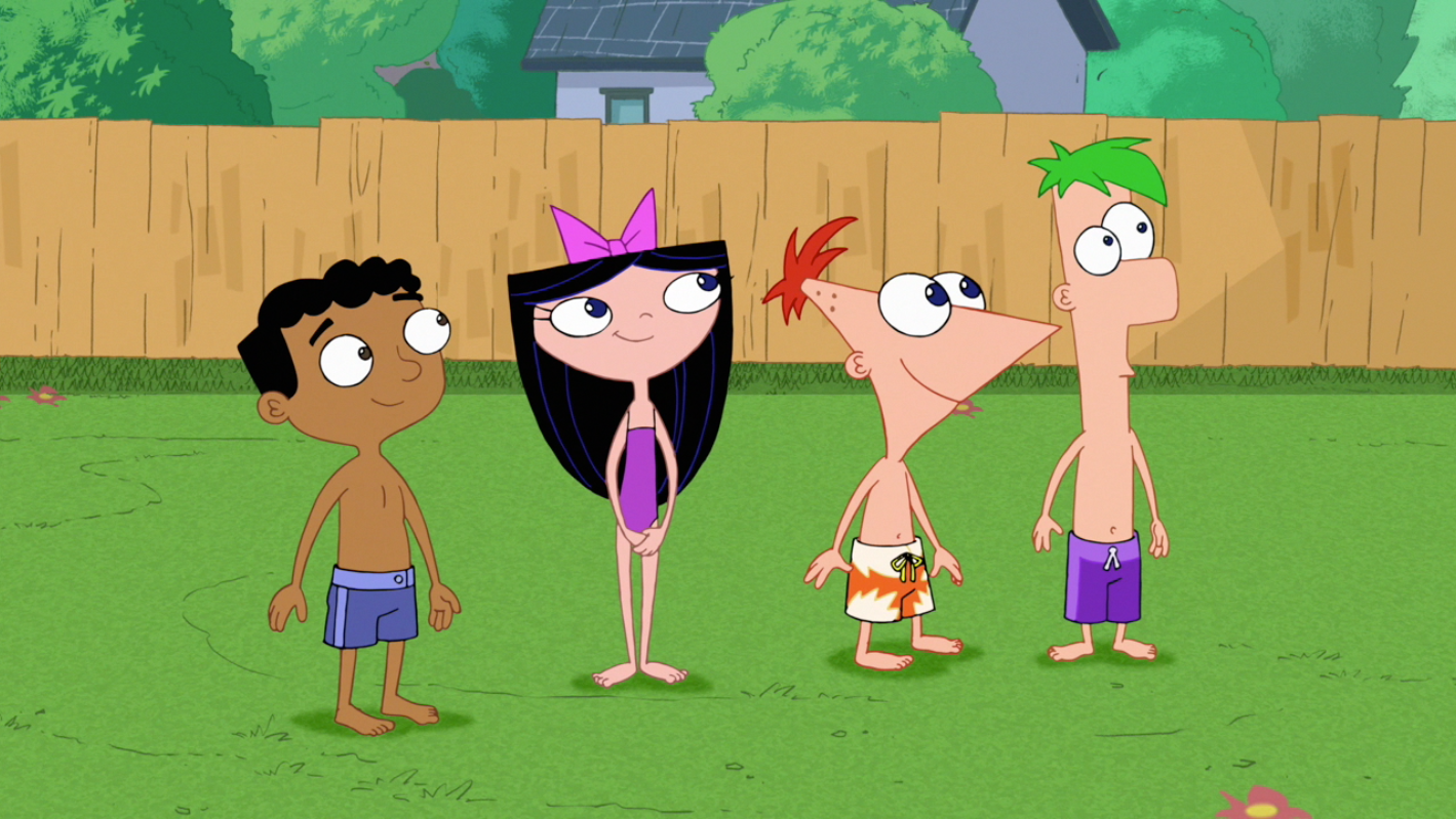 Phineas,_Ferb,_Isabella_and_Baljeet_look_at_the_Giant_ball_of_water.png