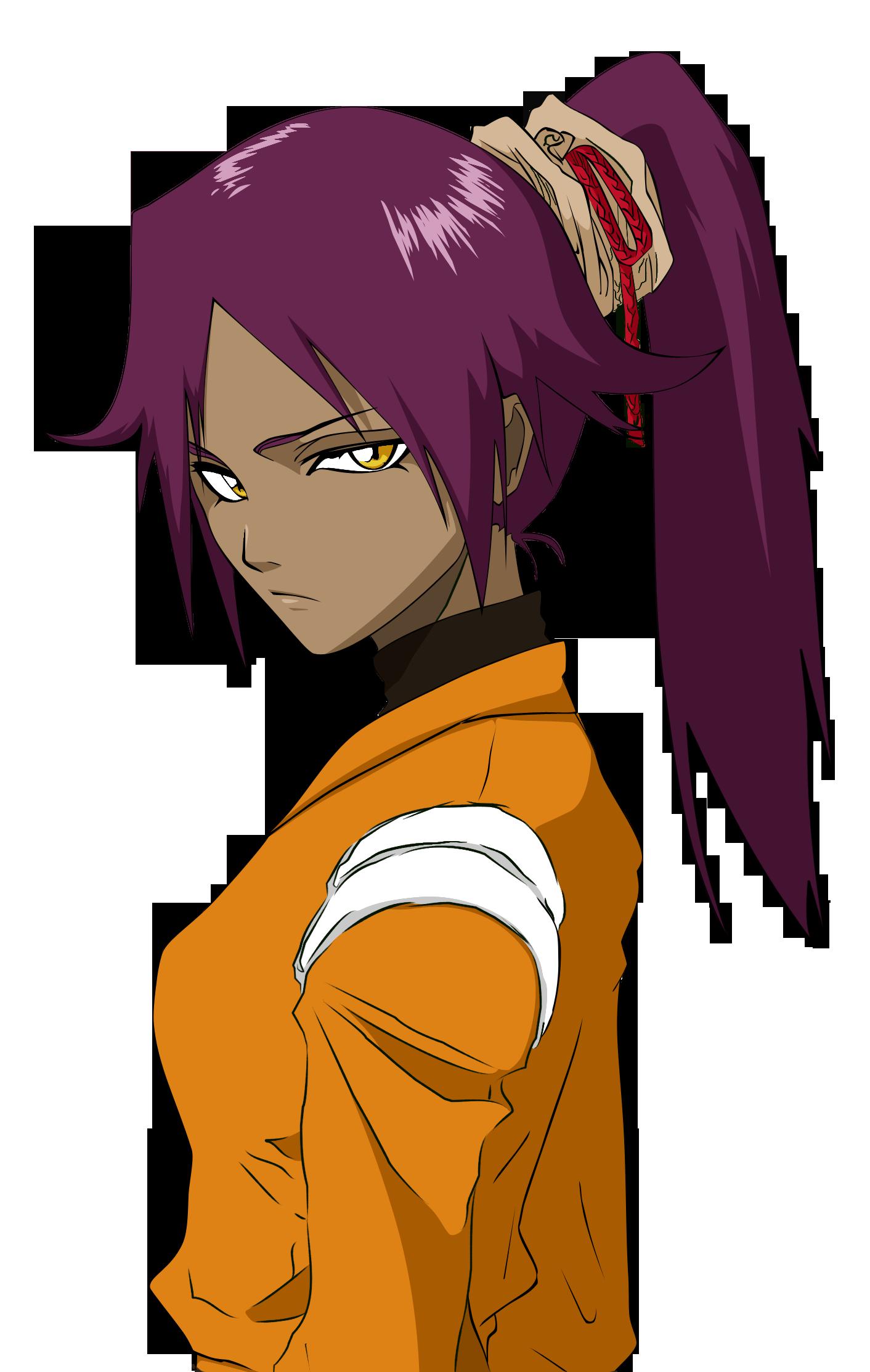 Yoruichi Shihouin | Bleach characters, Bleach girls