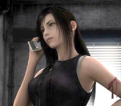 List of Final Fantasy VII  Advent Children CharactersFinal Fantasy Tifa Advent Children