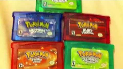 Element02/Fake Pokemon Games