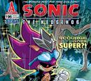Archie Sonic the Hedgehog Ausgabe 196